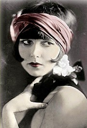 "Louise Brooks, en "" Lulú """