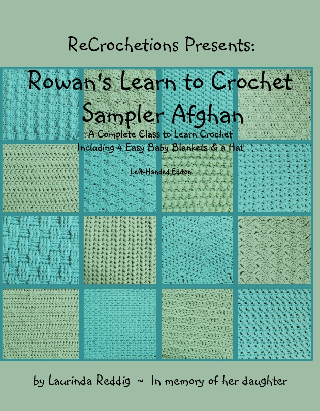 Recrochetions Learn To Crochet Sampler