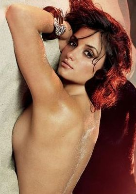 penelope cruz nude photoshoot