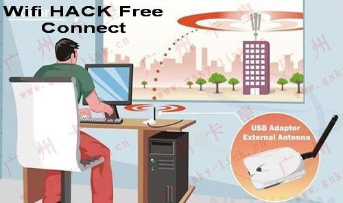 Wifi Hack Free Connect