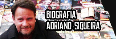 Veja aqui a Biografia do escritor Adriano Siqueira