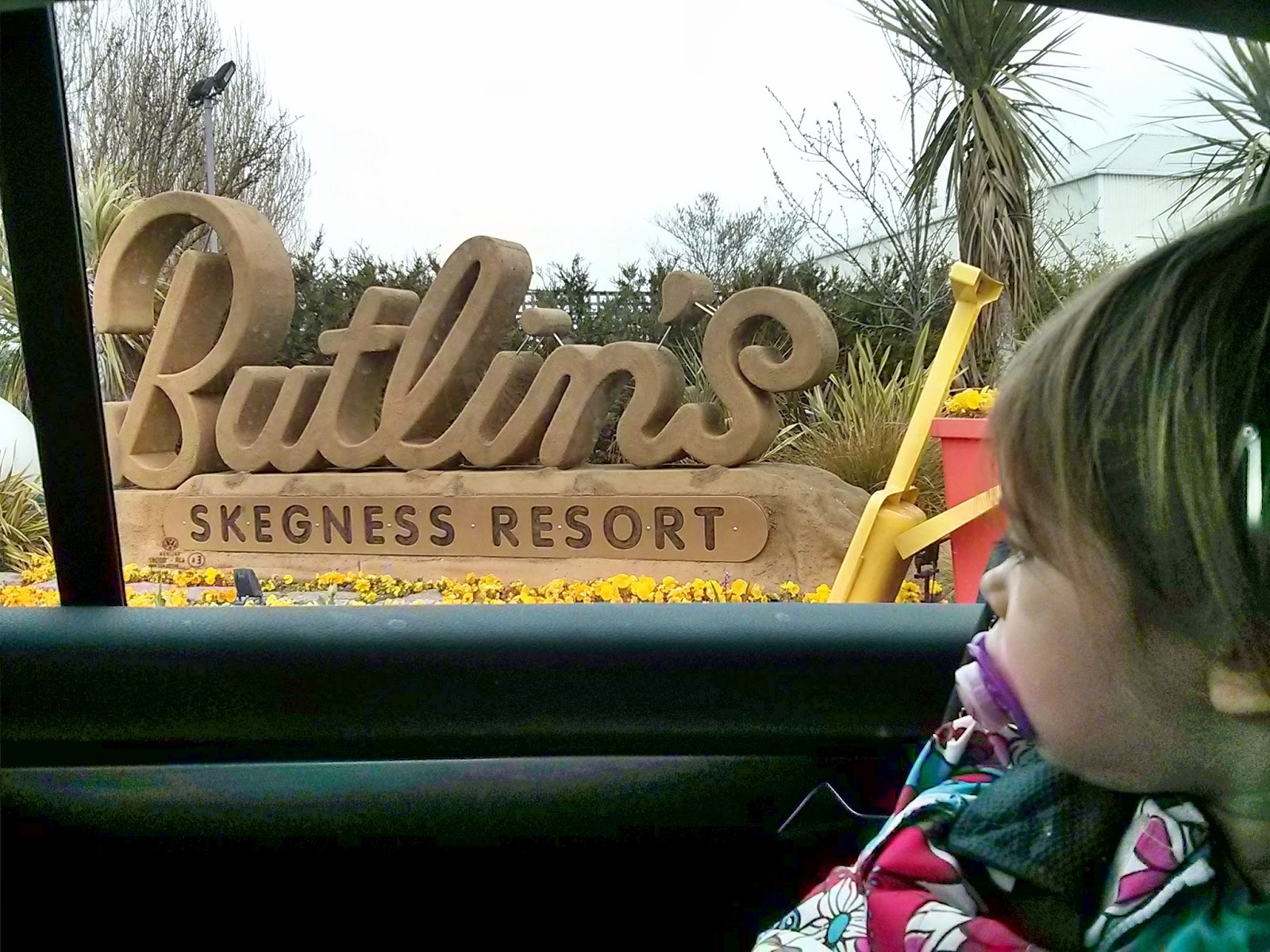 Entry to Butlin's