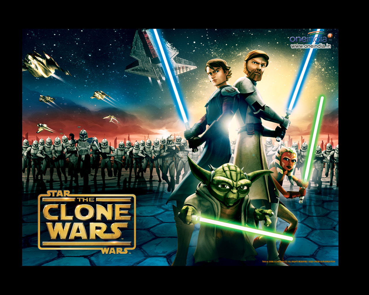 free star wars the clone wars