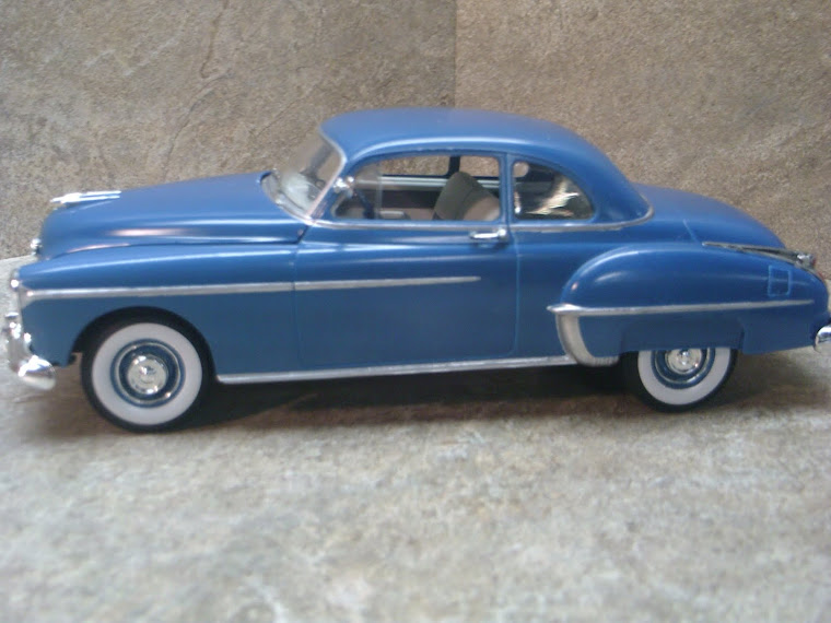1950 Oldsmobile Rocket 88 ~