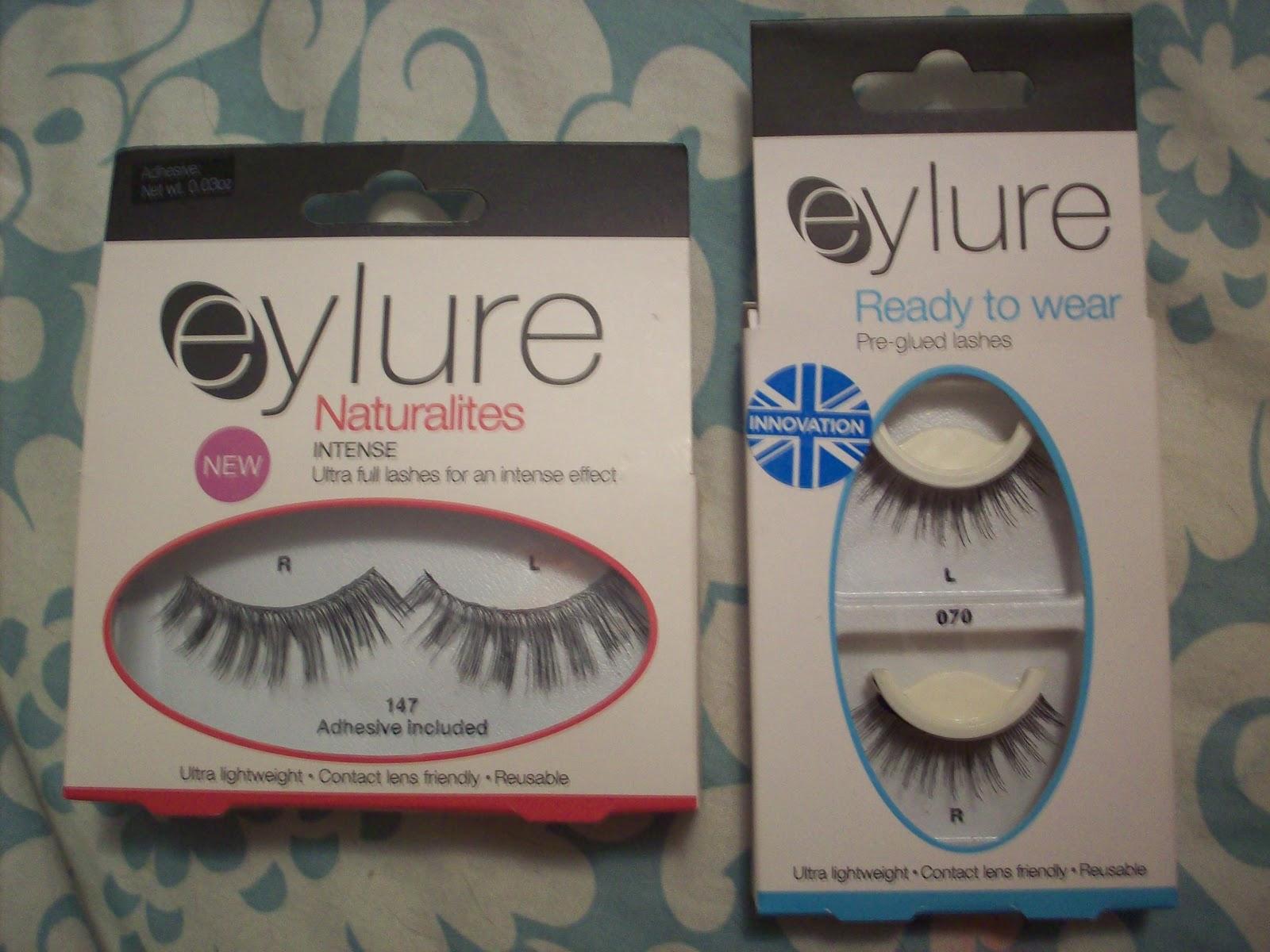 Applied Glamour Giveaway Eylure False Eyelashes