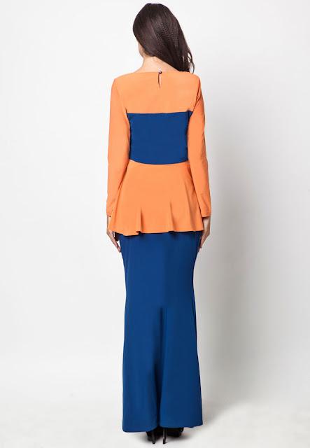 Irazam Collections Baju Kurung Moden