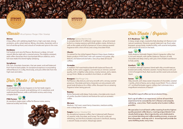Grata espresso new blend list page 2