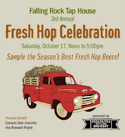 Falling Rock Tap House Fresh Hop Celebration