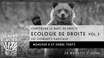 Ecologie de droite -Volume 2-