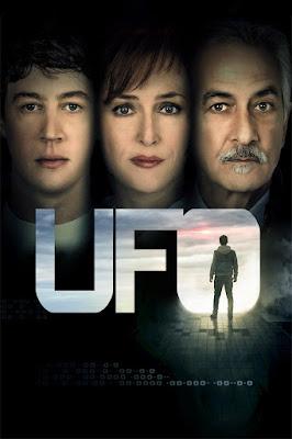 UFO 2018 DVD R2 PAL Spanish