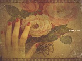 Dame tu mano, enséñame a olvidarme de pensar.