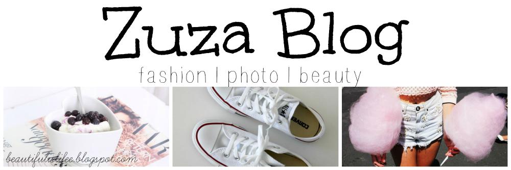 Zuza Blog