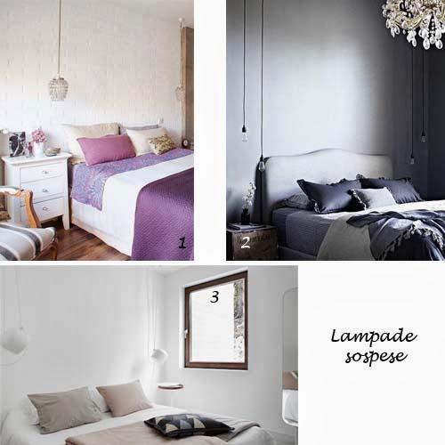 Scegli la lampada per il comodino arredamento facile - Lampade per comodino letto ...