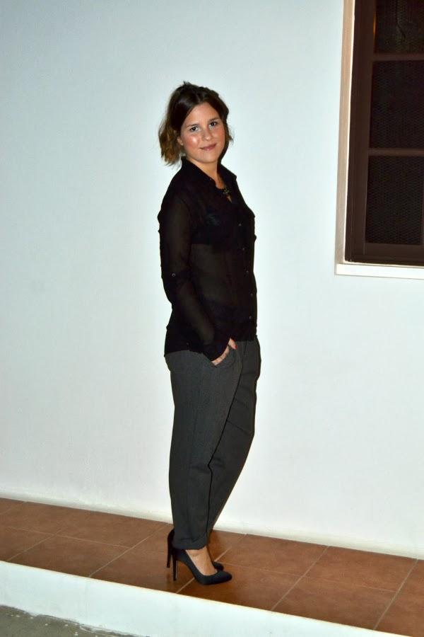 look_navidad_nochebuena_negro_collar_pedrería_lefties_nudelolablog_01