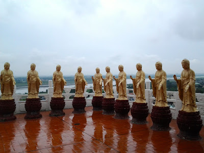The Great Hero Hall at Fo Guang Shan Monastery Kaohsiung