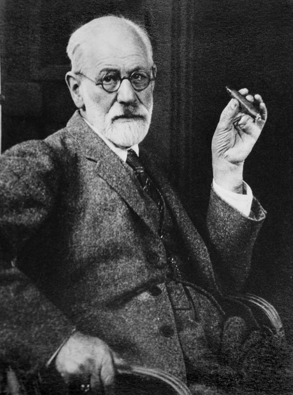 Sigmund Freud Halloween Costume