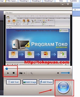 menambahkan watermark video pro