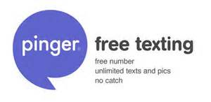 Remarkable, very pinger text free online sign up not