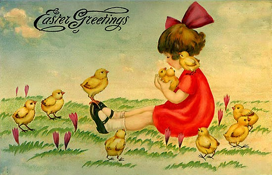 Happy Easter! | V. I. BUSY BEES