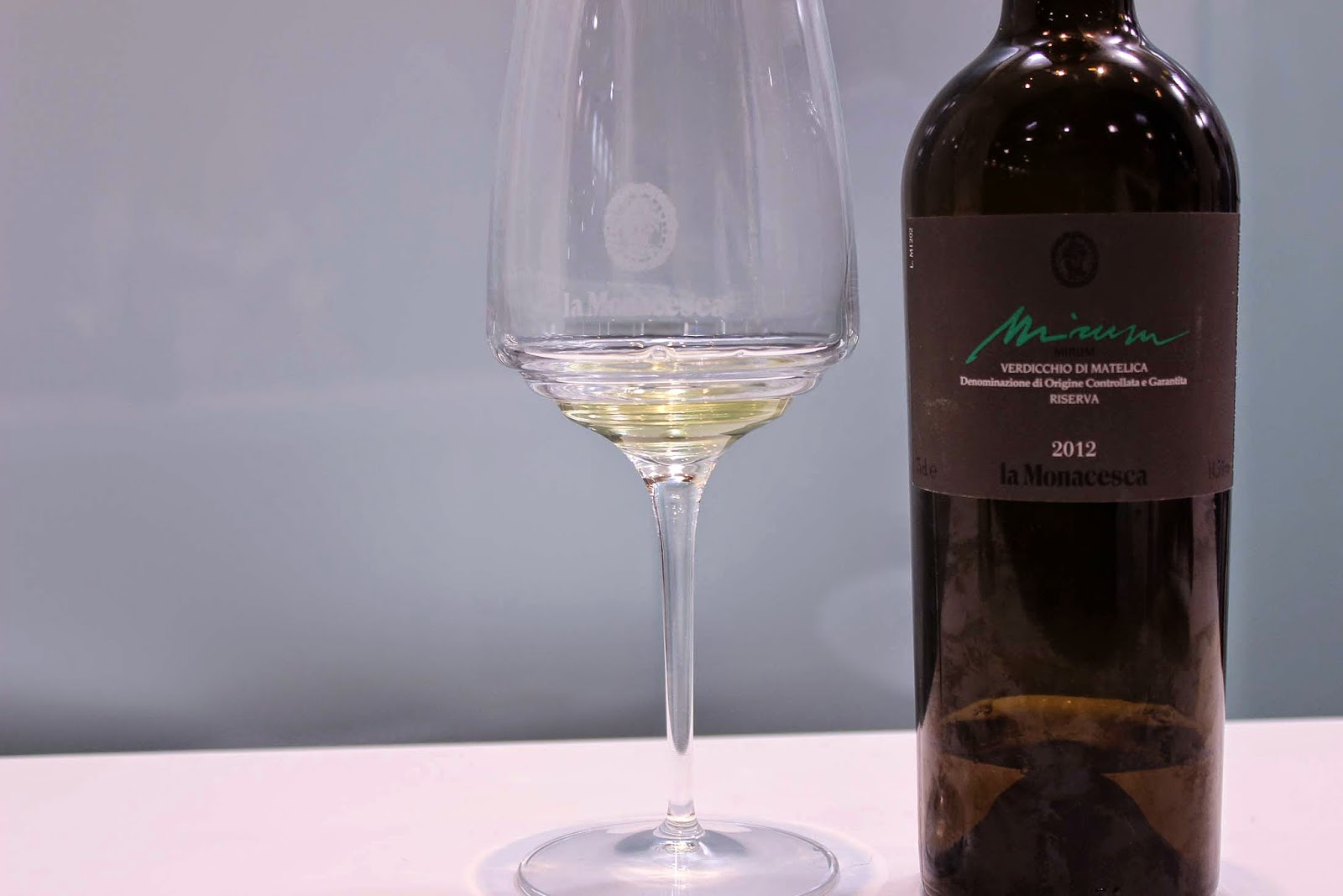 Eniwhere Fashion - Vinitaly 2015 - La Monacesca