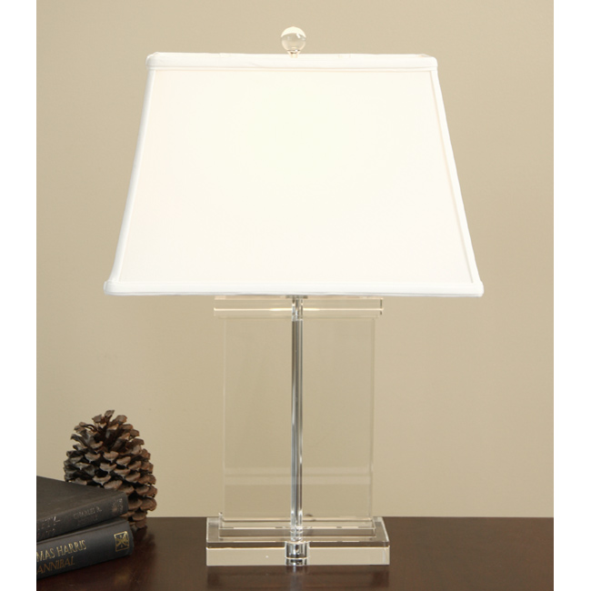 Copy Cat Chic: Restoration Hardware Crystal Pier Table Lamp