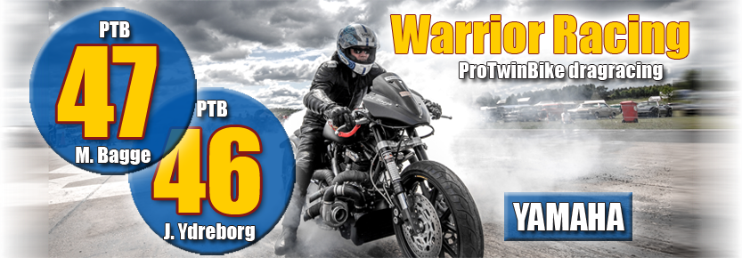 Warrior Racing Team - ProTwinBike Dragracing