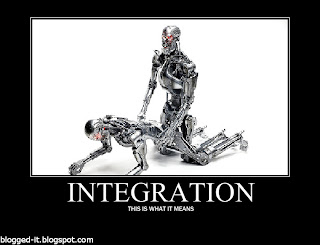 robot sex integration