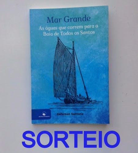 Sorteio livro Mar Grande