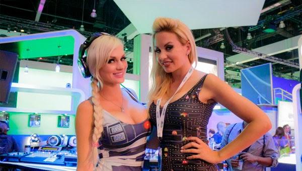 Las Djs mas ricas del E3 2014