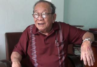 Ông Lê Bá Long vui vẻ kể về quá trình điều trị suy thận thành công của mình