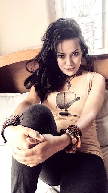 Ashika Tamang Nepali Actress