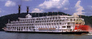 American Queen - American Queen Steamboat Company Previously Great American Steamboat Company
