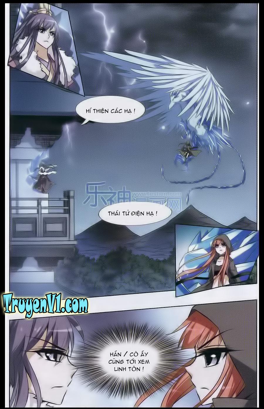 meiepanus.com Phượng Nghịch Thiên Hạ Chap 31