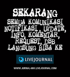 MHI LIVE JOURNAL