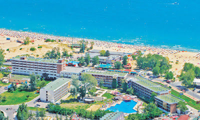 Bulgaria Sunny Beach Hotel Pomorie All Inclusive