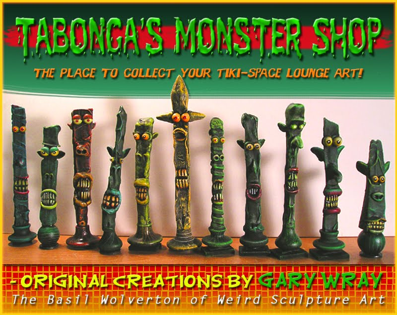 Tabonga's Monster Shop
