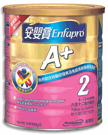 Enfapro milk