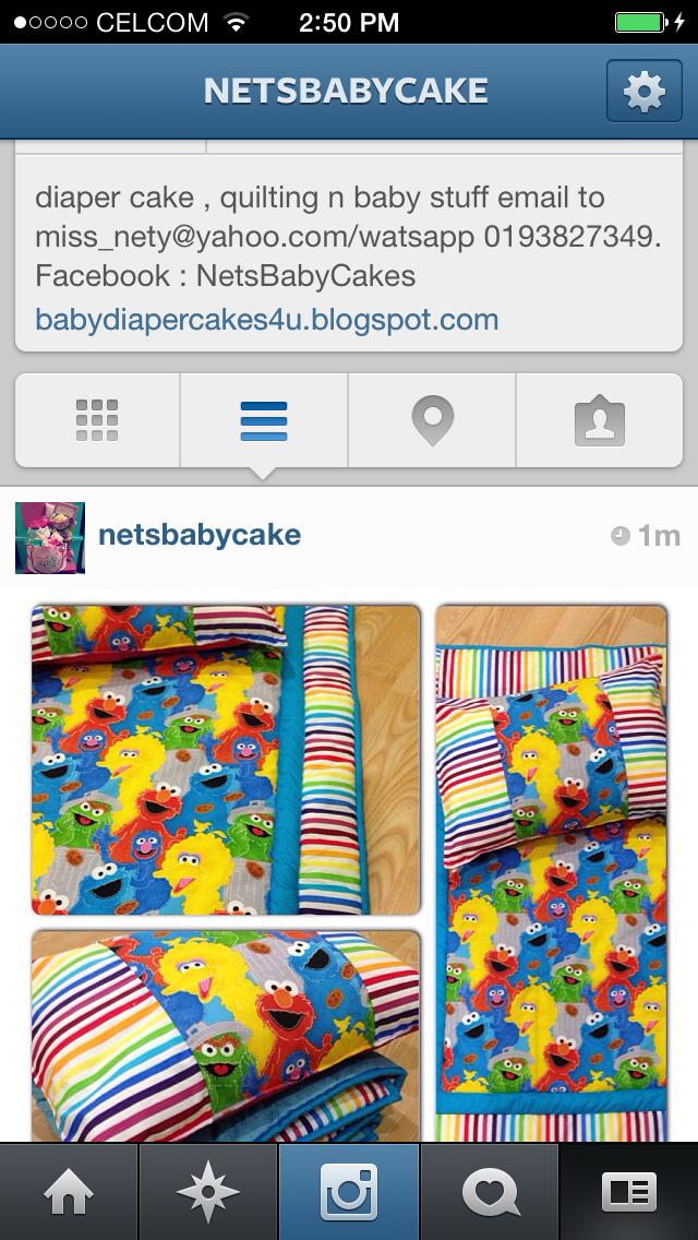 net's baby cakes instagram
