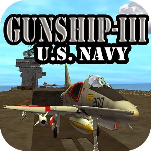 Gunship III - U.S. NAVY v3.5.3 APK (Premium)