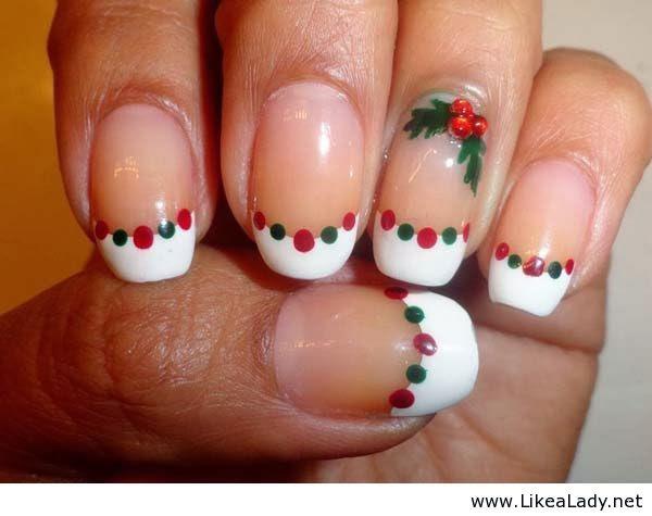 beauty makeup and christmas