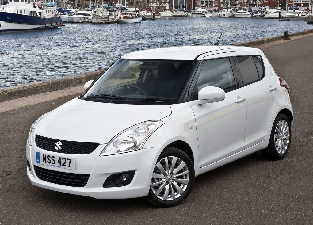 Maruti Suzuki Swift Car