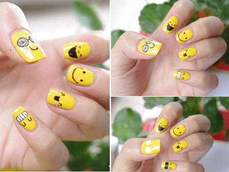 naglar på nätet
