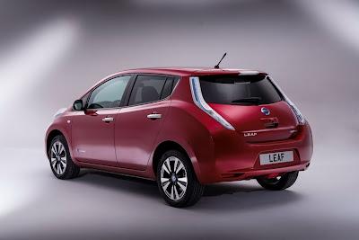 Nissan Leaf EU