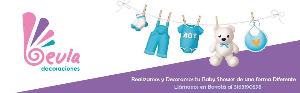 Baby Shower Temáticos en Bogotá