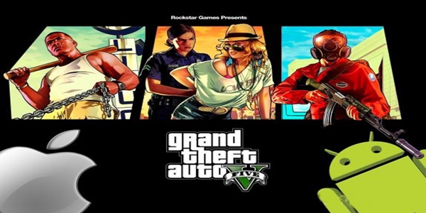 Grand Theft Auto V for iOS and Android!
