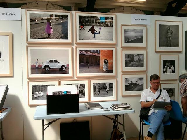 ENTREFOTOS 2013, Feria de fotografía, Fotografía de autor, Madrid, Casa del Reloj, Fotógrafos españoles, Blog de Arte, Voa-Gallery, Xavier Ferrer,