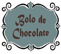 Só receitas de Bolo de Chocolate