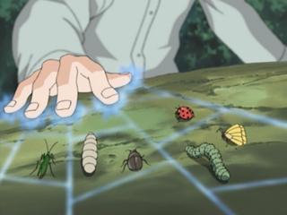 Hijutsu: Mushiyose (秘術・蟲寄せ)