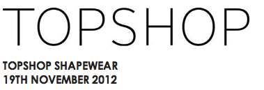 Topshop Loves Curves