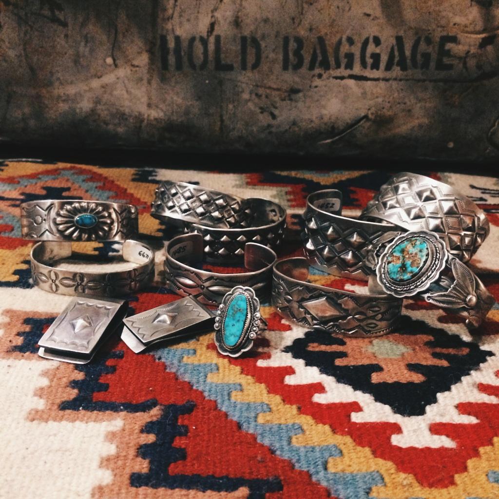 Al Somers Indian Jewelry アルソマーズ シルバー インディアンジュエリー